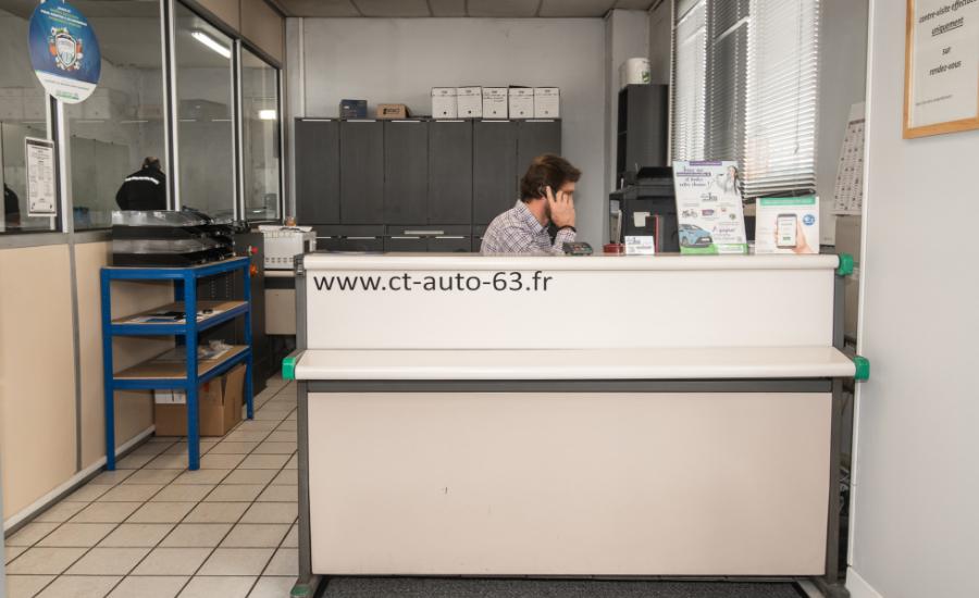 Contrôle technique Chamalières ct auto 63